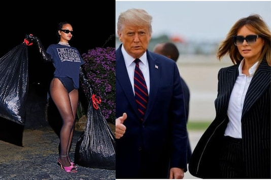 Social media platforms lit-up with memes which ranged from degrees of funny and quirky turn to say adieu to Trumps.