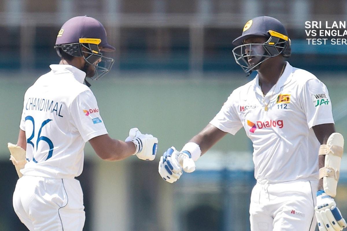 Mature Mathews Shows The Way For Smarter Sri Lanka