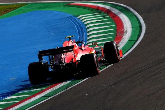 Ferrari (Photo Credit: Twitter)