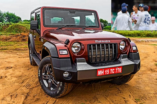Anand Mahindra Promises Thar SUVs for six players.