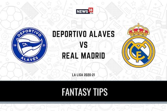 La Liga: Deportivo Alaves vs Real Madrid