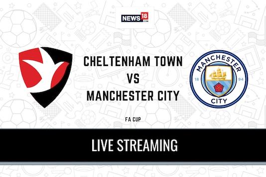 FA Cup: Cheltenham Town vs Manchester City