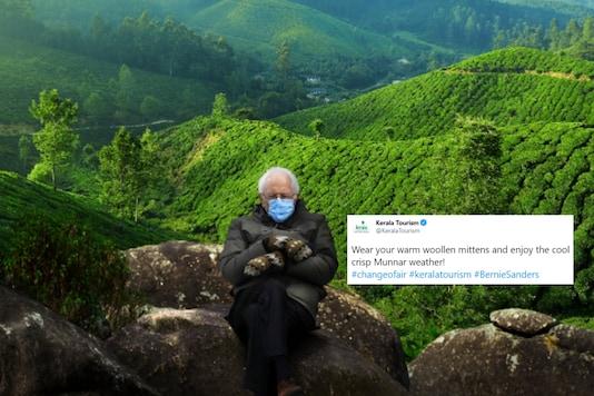 Kerala Tourism / Twitter.