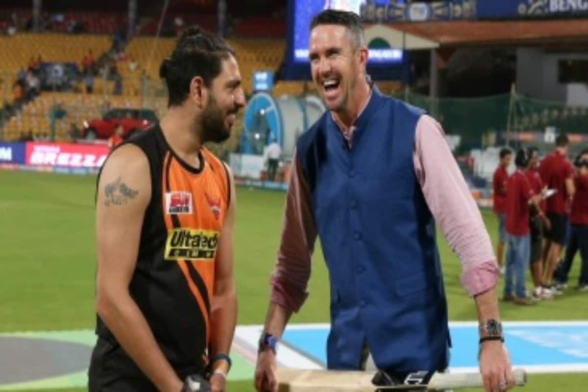 Kevin Pietersen is Miffed with English Media; Yuvraj Singh Steps in With This Remark
