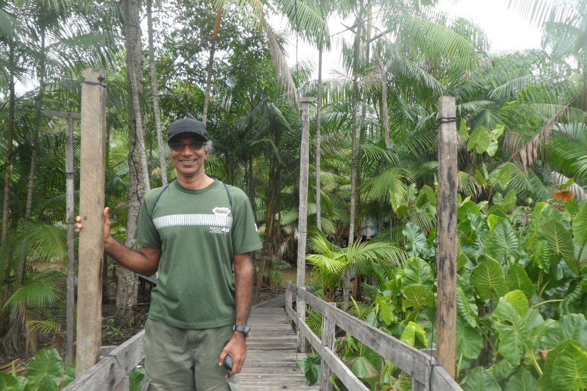 In Brazil for 30 Years, This Indian-origin Lawyer Has Dedicated His Life to Save Amazon Forests
