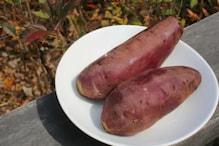 Five Health Benefits of Sweet Potatoes