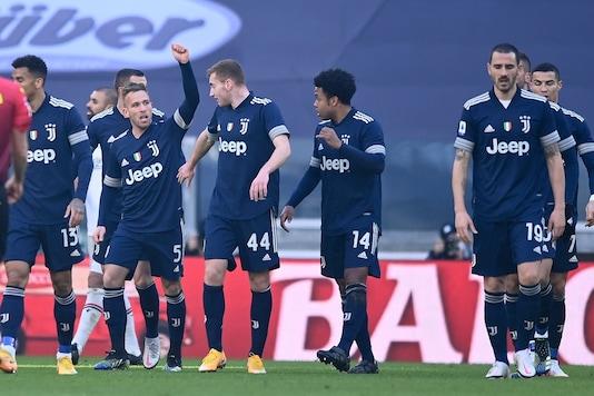 Juventus (Photo Credit: AP)