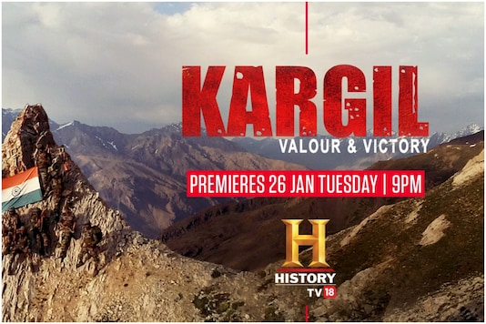Watch 'Kargil-Valour & Victory' on HistoryTV18 This Republic Day