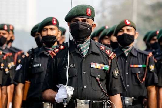 Indian army soldiers. Image used for representation. (Image Credit: AP)