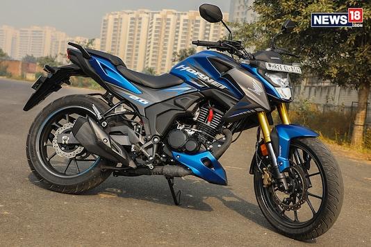 The Honda Hornet 2.0. (Photo: Prashant Rai/News18.com)