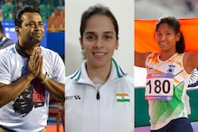 Happy Republic Day 2021: Saina Nehwal, Leander Paes, Swapna Barman Lead Sportspersons' Wishes for Indians