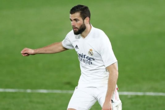Real Madrid's Nacho Fernandez (Photo Credit: Twitter)