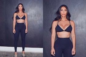 Kim Kardashian Flashes Her Bombshell Body in This Sizzling Picture