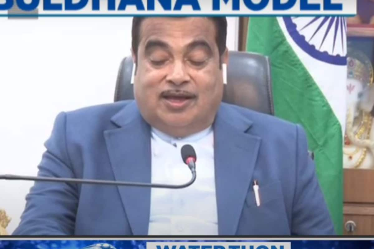 India Faces Water Crisis, Not Shortage, Says Nitin Gadkari as He Talks About Buldhana Model of Conservation