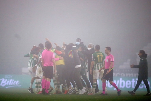 Real Betis (Photo Credit: Twitter)