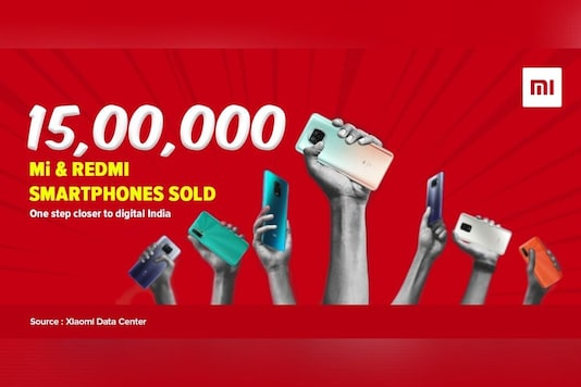 Xiaomi Sold 1.5 Million Smartphones During 5-Day Republic Sales in India, Mi 10i Was Top-Selling 5G Device