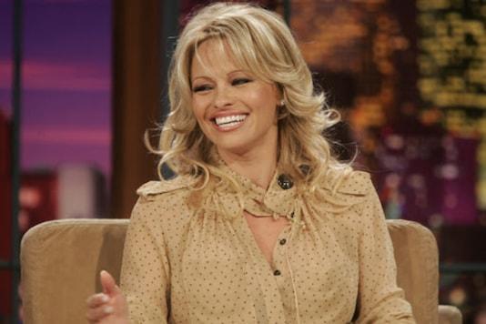 File image of Pamela Anderson.