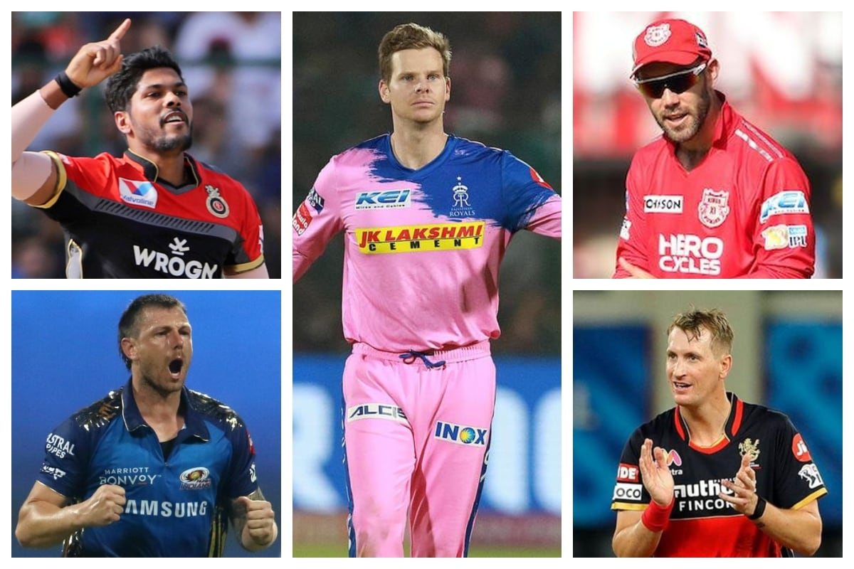 IPL 2021 Auctions: Full List of 292 Players Who Will Go Under the Hammer