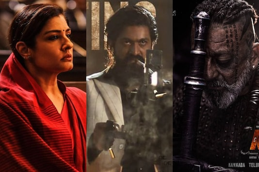KGF Chapter 2 Character Posters Showcase Stellar Cast of Sequel