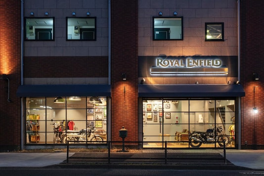 Image used for representation purpose. (Photo: Royal Enfield)