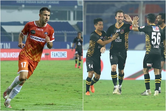 ISL 2020-21:  FC Goa 1-1 SC East Bengal 1 (Photo Credit: ISL)