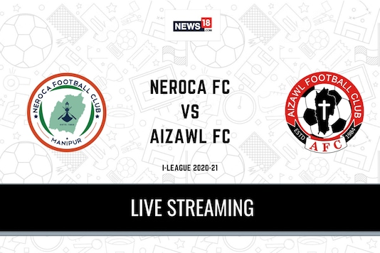 I-League: NEROCA vs Aizawl