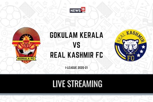 I-League: Gokulam Kerala vs Real Kashmir