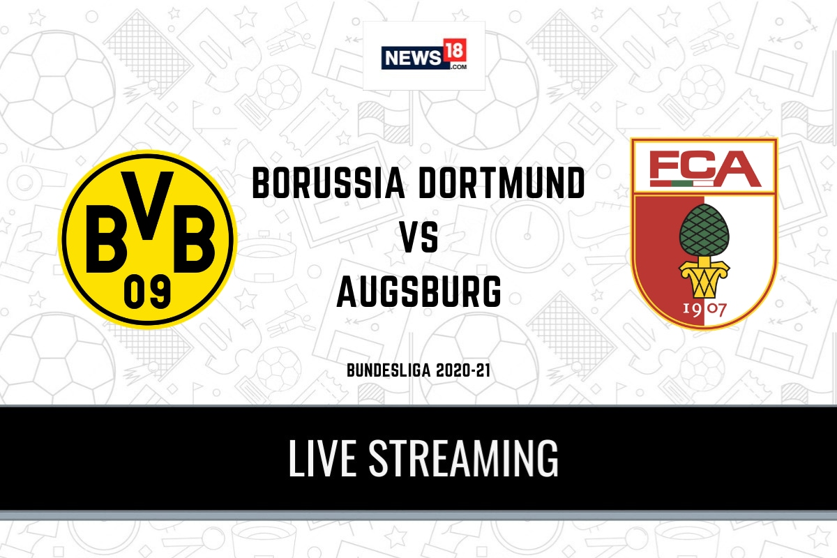 Bundesliga 2020-21 Borussia Dortmund vs Augsburg LIVE Streaming: When and Where to Watch Online, TV Telecast, Team News