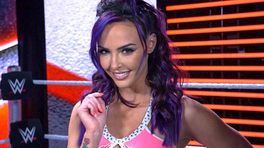 Peyton Royce, one half of The Iconics, will look to win the 2021 Royal Rumble (Photo Credit: WWE)