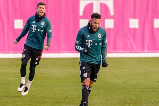 Corentin Tolisso  (Photo Credit: Bayern Munich Twitter)