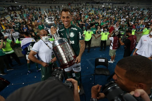 Palmeiras (Photo Credit: Twitter)