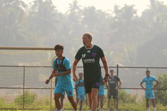 Stuart Baxter (Photo Credit: Odisha FC)