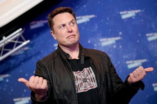 File photo of Elon Musk. Credits: AFP.