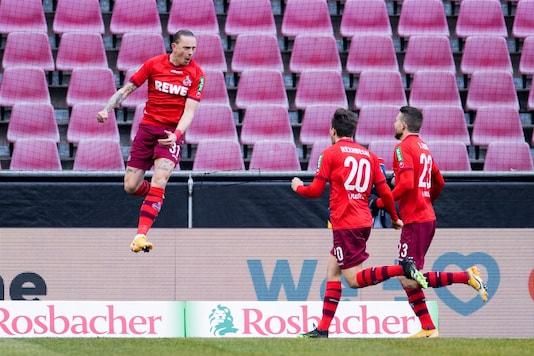FC Cologne (Photo Credit: AP)
