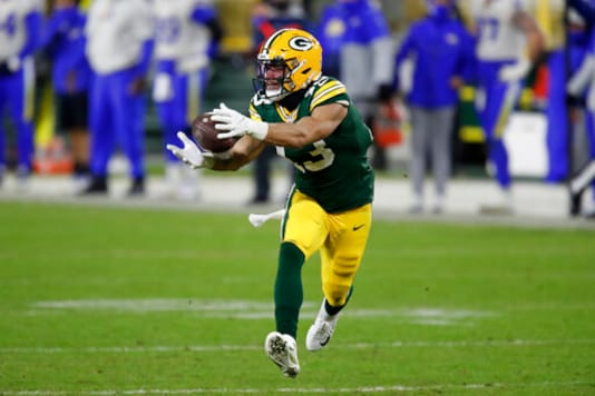 Rodgers Leads Packers Into Title Game With 32-18 Win Vs Rams
