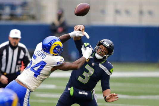 LA Rams Show Progress, Promise In Gritty Road Playoff Win