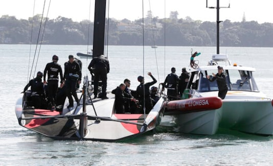Past And Future Converge In America's Cup Challenger Series
