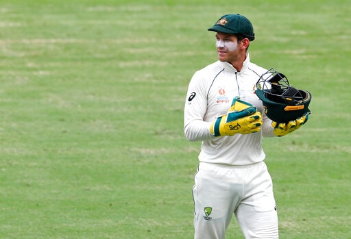 Wade Cut From Australia Test Squad For South Africa Series