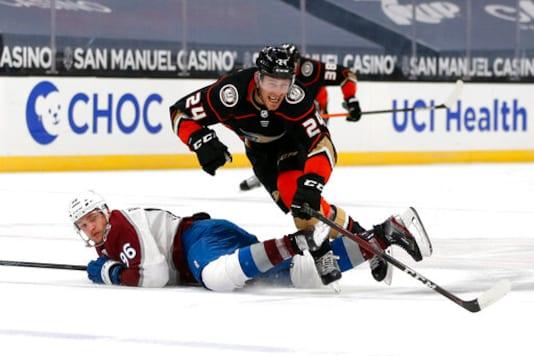 Landeskog's OT Goal Propels Avalanche To 3-2 Win Over Ducks