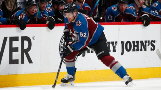 Great Expectations: MacKinnon, Avs Embracing Contender Role