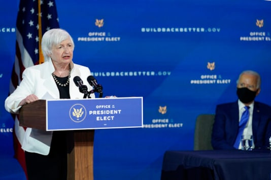 Yellen's Senate Confirmation Hearing Expected Jan. 19