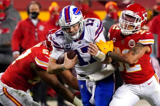 Bills Fall Short In Breakout Season With 38-24 Loss To KC