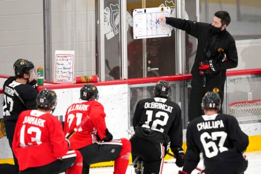 Blackhawks Hope To Outwork Opponents After Tough Offseason