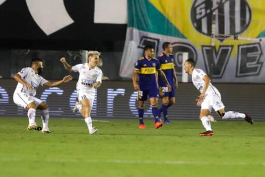 Santos Beats Boca For All-Brazilian Copa Libertadores Final