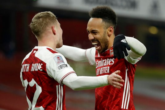Holder Arsenal Into FA Cup 4th Round After Beating Newcastle