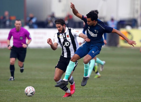 FA Cup: 6th-tier Chorley Reach 4th Round with Inspiring Win over Derby