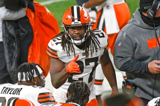 Browns' Hunt Set For Emotional, Playoff Reunion With Chiefs