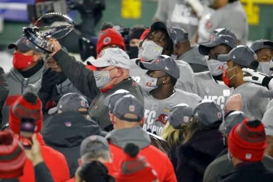Arians' Hiring Put Struggling Bucs On Path To Super Bowl 55