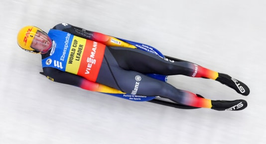 With US Back In World Cup, Loch Wins To Extend Luge Lead