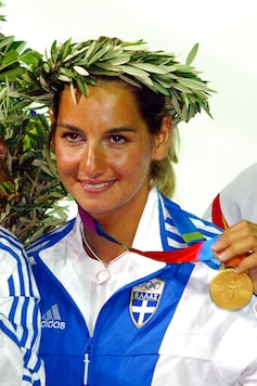 Olympic Champion's Abuse Claim Triggers Debate In Greece